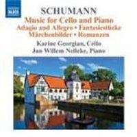 Schumann, C & R: Works for Cello and Piano (Music CD)