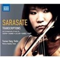Sarasate: Music for Violin and Piano, Vol. 4 - Transcriptions (Music CD)