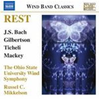 Rest: Music for Wind Band (Music CD)