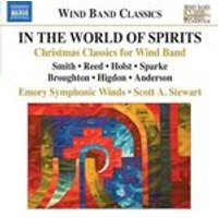 In the World of the Spirits: Christmas Classics for Wind Band (Music CD)