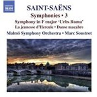 Saint-Sans: Symphonies, Vol. 3 (Music CD)