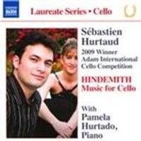 Hindemith: Music for Cello (Music CD)