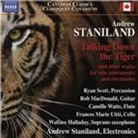 Staniland: Talking Down the Tiger (Music CD)