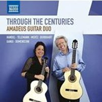 Through the Centuries (Music CD)