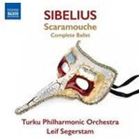 Sibelius: Scaramouche (Music CD)