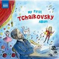 My First Tchaikovsky Album (Music CD)