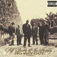 Puff Daddy & The Family - No Way Out [PA] (Music CD)
