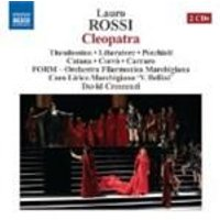 Rossi: Cleopatra (Music CD)