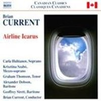 Brian Current: Airline Icarus (Music CD)