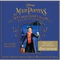 Various Artists - Mary Poppins 50th Anniversary Edition Soundtrack (Music CD)