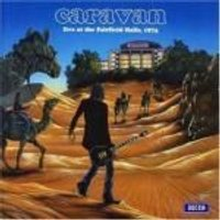 Caravan - Live at the Fairfield Halls, 1974 (Music CD)