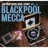 Various Artists - The Golden Age Of Northern Soul - Blackpool Mecca (Music CD)