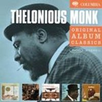Thelonious Monk - Original Album Classics (Straight No Chaser/Underground/Criss Cross/Monks Dream/Solo Monk) (5 CD Boxset) (Music CD)