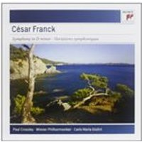 Carlo Maria Giulini - Franck: Symphony in D Minor; Symphonic Variations for Piano and Orchestra (Music CD)
