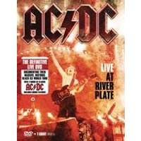 AC/DC Live At River Plate (plus large t-shirt)
