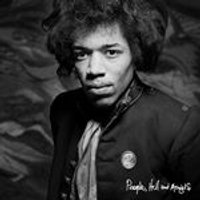 Jimi Hendrix - People, Hell and Angels (Music CD)