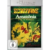 Scorpions - Amazonia (Live in the Jungle/Live Recording/+DVD)