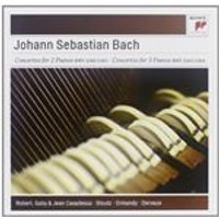 Various - Bach: Concertos for 2 & 3 Pianos (Music CD)
