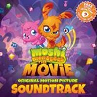 Moshi Monsters - Moshi Monsters (The Movie [Original Motion Picture Soundtrack]/Original Soundtrack) (Music CD)