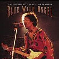 Jimi Hendrix - Blue Wild Angel (Live at the Isle of Wight/Live Recording) (Music CD)