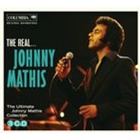 Johnny Mathis - The Real Johnny Mathis: Ultimate Collection (Music CD)