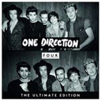 One Direction - Four (The Ultimate Edition) (Music CD)