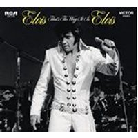 Elvis Presley - Thats the Way It Is (Live Recording) (Music CD)