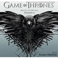 Game of Thrones, Season 4 [Original Television Soundtrack] (Music CD)