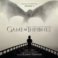 Original Soundtrack - Game Of Thrones (Music From The Hbo Series - Season 5) (Music CD)
