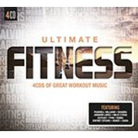 Rick Collingwood - Ultimate Fitness (Music CD)