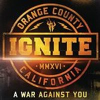 Ignite - A War Against You (Music CD)