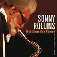 Sonny Rollins - Holding the Stage (Road Shows, Vol. 4) (Music CD)