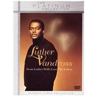 Luther Vandross - From Luther with Love (The Videos/Live Recording/+DVD)