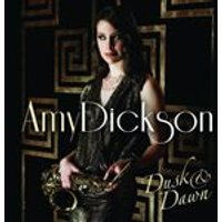 Amy Dickson - Dusk & Dawn (Music CD)