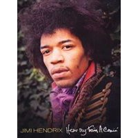 Jimi Hendrix - Hear My Train A Comin (DVD)
