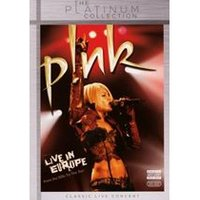 Pink - Live in Europe [Video] (Live Recording/+DVD)
