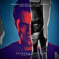 Hans Zimmer - Batman v Superman (Dawn of Justice [Original Motion Picture Soundtrack]/Original Soundtrack/Film Score) (Music CD)