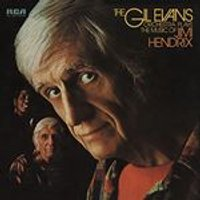 Gil Evans - Gil Evans Orchestra Plays the Music of Jimi Hendrix (Music CD)
