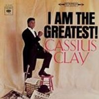 Cassius Clay - I Am the Greatest! (Music CD)