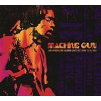 Jimi Hendrix - Machine Gun (Jimi Hendrix The Fillmore East First Show 12/31/1969/Live Recording) (Music CD)
