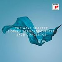 The Wave Quartet - Bach Concertos (Music CD)