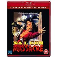 Nail Gun Massacre [Blu-ray]