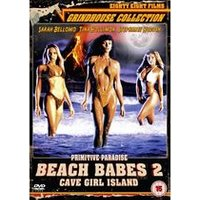 Grindhouse 11: Beach Babes 2 - Cave Girl Island