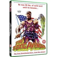 The Toxic Avenger (1984)
