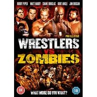 Pro All Stars- Wrestlers vs Zombies