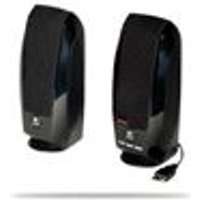 Logitech S150 Digital USB - PC multimedia speakers - USB - 1.2 Watt (total) - black