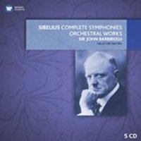 Sibelius: Complete Symphonies; Orchestral Works (Music CD)
