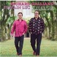Richard Galliano - La Vie en Rose (Rencontres avec Edith Piaf et Gus Viseur) (Music CD)