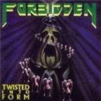 Forbidden - Twisted Into Form (Music CD)