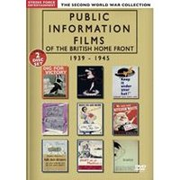 Public Information Films Of The British Home Front 1939-1945